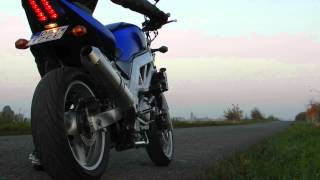 Suzuki Sv650 Cox Rider Acceleration Sound Takkoni Exhaust