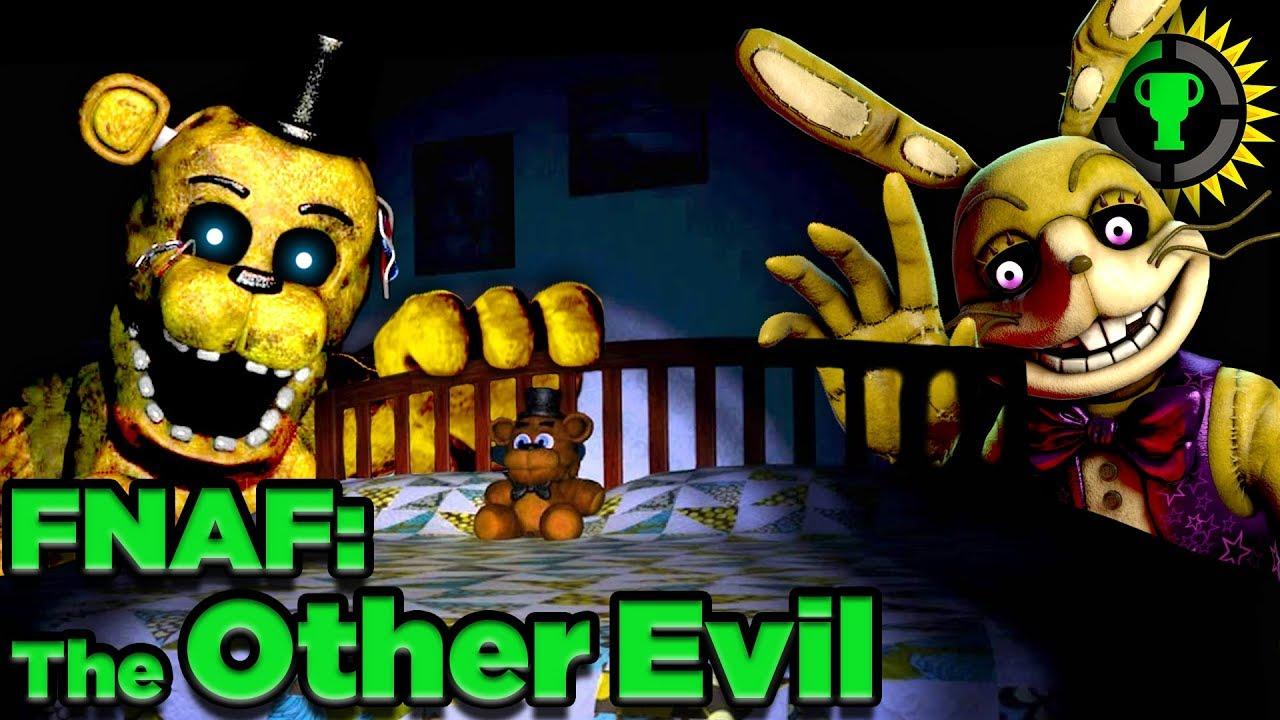Game Theory: FNAF, The Monster We MISSED! (FNAF VR Help Wanted)