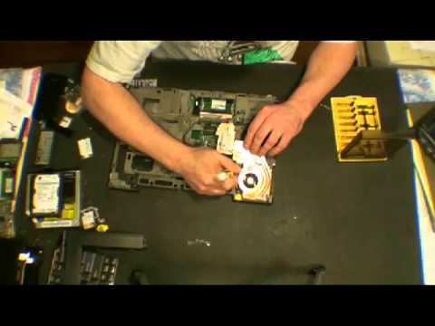 IBM T61 Motherboard Replacement Part 2