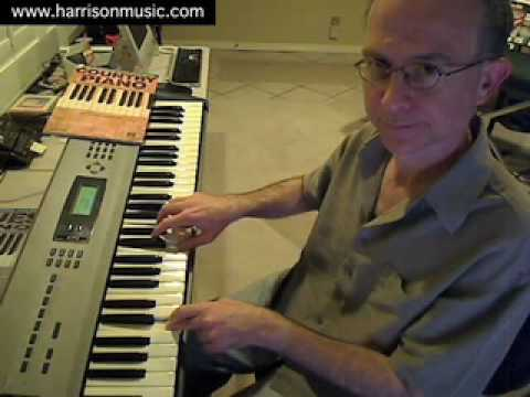 Country Piano Lesson by Mark Harrison.mp4