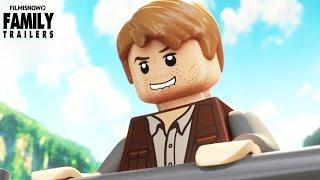 Lego Jurassic World: The Indominus Escape | Trailer - Animated Family Movie [HD]