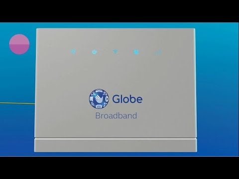 Globe Broadband Basic Troubleshooting