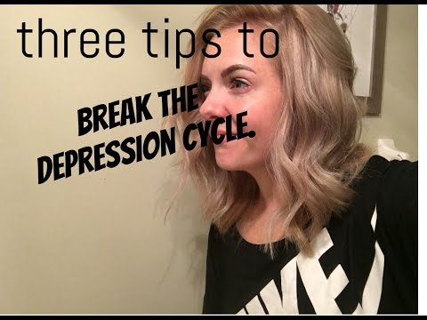 Breaking the cycle of depression