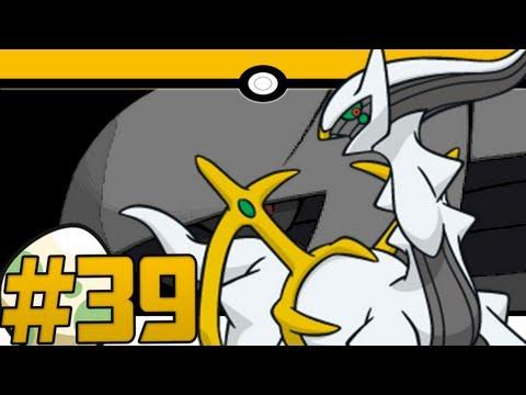 Pokemon Sacred Gold Egglocke - #39 - The Plates & Arceus