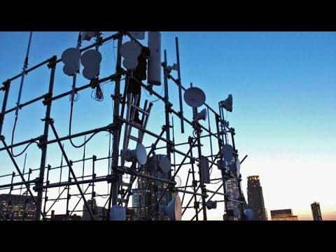 Can DIY mesh wireless networks help cut cellphone costs?