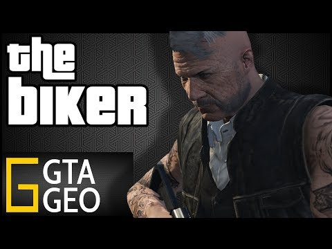 The Biker | Violence and Honor in GTA 5 Online | GTA Geographic