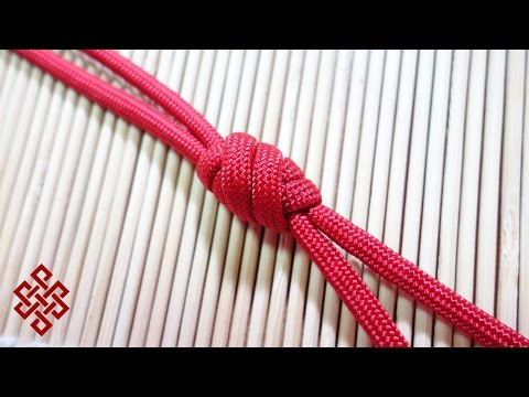 How to Tie a Double Overhand Knot Tutorial