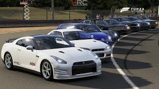 Forza Motorsport 6 | Street Racing Invitational | Callouts w/ TT GT500, V6 Talon, Golf R, GTR & More
