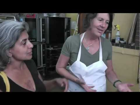 Visiting Wild Flour Bakery in Sebastopol, CA - The Growing Home - http://thegrowinghome.net