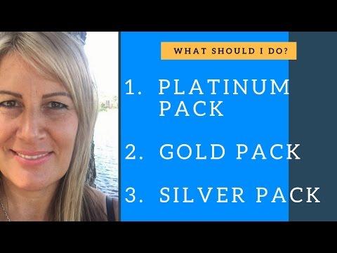 LifeVantage Australia - Platinum Pack, Gold Pack or Silver Pack?