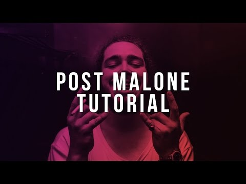 How To Make A Post Malone Type Beat [With Samples] (FL Studio Tutorial)