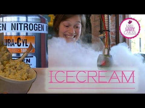 Liquid Nitrogen IceCream | Southern Series
