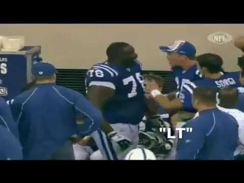 Peyton Manning Loses It!!!