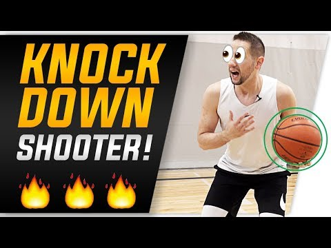 How to be a Knock Down Shooter | FULL Basketball Shooting Workout