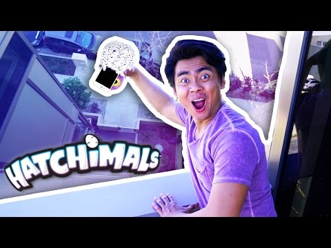 Can A HATCHIMAL Protect iPHONE 7 From 100 FT DROP?