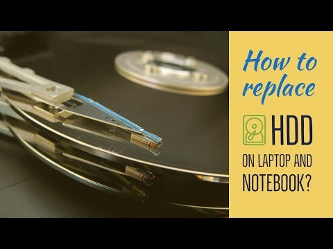 Acer Aspire Laptops HDD (Hard Disk Drive) Replacement | How to install on Notebook Series