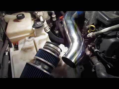 Chevrolet Trailblazer- How To Remove The Factory & Install A Cold Air Intake!