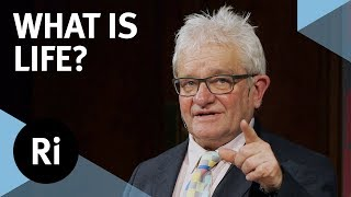 What is Life? - with Paul Nurse