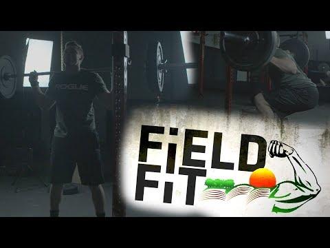 Field Fit - Building a Foundation Pt. 1 Squats