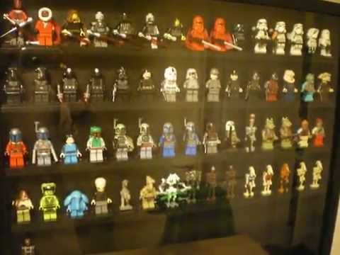 How to make a Lego Minifigure display case (part 2 of 2)
