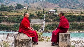 Bhutan Travel Guide - Trip to Punakha Dzong and Farm Stay (Day 13)