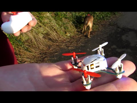 Hubsan Q4 H111 (Estes Proto X Drone) Quadcopter - Outdoor Flight