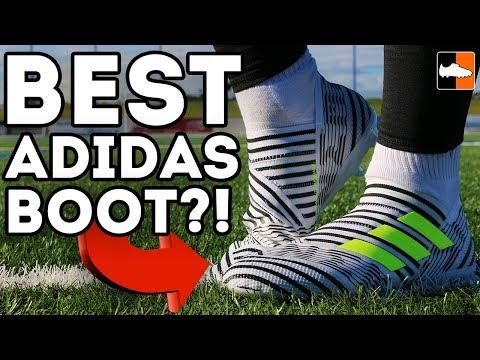 NEMEZIZ 360 Agility Review - adidas 17+ Messi Football Boots