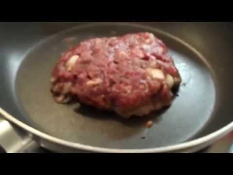 Mooseburgers for Dinner July 26, 2014