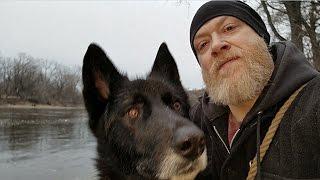 Blue Bay Shepherd & GSD (#1) Muddy River Hike