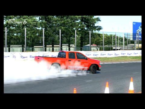 GT6 - Drifting Dodge Ram