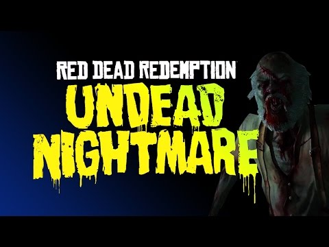 Red Dead Redemption: Undead Nightmare DLC PS3 GAMEPLAY HD