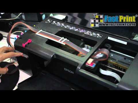 TUTORIAL CARA RESET CHIP GABUNG PADA PRINTER EPSON T60