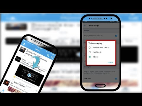 How to Stop Twitter Videos From Autoplaying on Android 2018