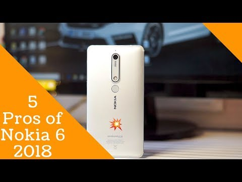 Nokia 6 (2018) - 5 Reasons to Buy over Redmi Note 5 Pro