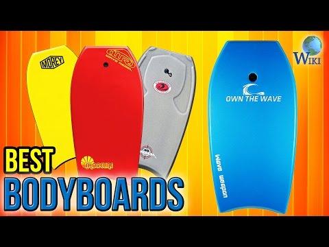 7 Best Bodyboards 2017