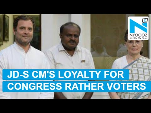 Not obligated to 6.5 crore people, but to Congress: Kumaraswamy