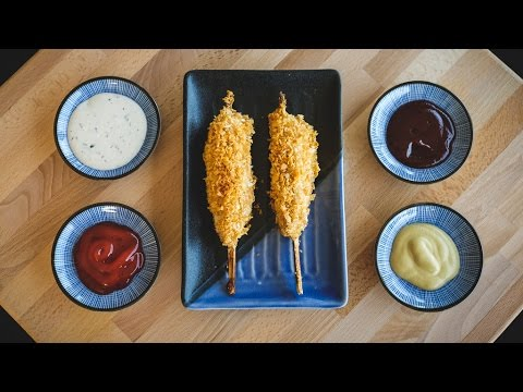 Chef Becky's Oven Fried Chicken Skewers, My 100th Episode!