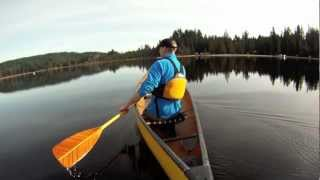 Canoe Steering, J Stroke and Sweep