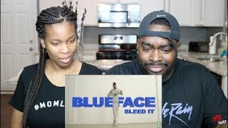Song Download BLUEFACE BLEED IT (REACTION) Instamp3