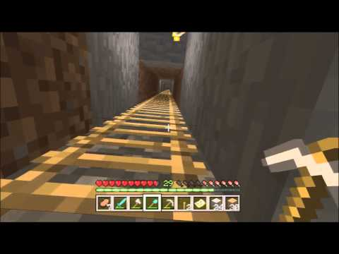 Minecraft Xbox 360 - First Level 30 Enchantment (Enchanting Diamond Pickaxe