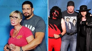 20 Most Bizarre Fan Photos with WWE WRESTLERS