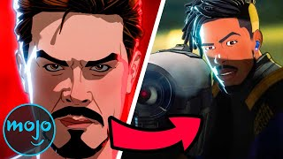 Top 10 Things You Missed in Marvel's What If...? Episode 6