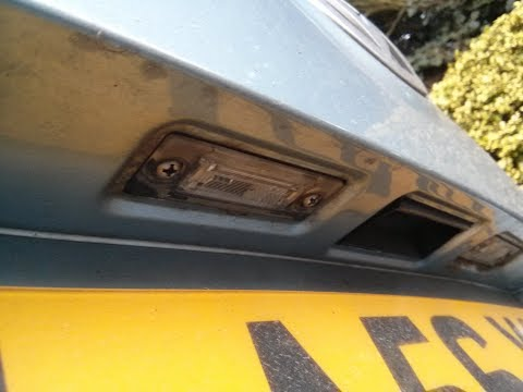 VW Passat Tailgate rust - How to claim Volkswagen 12 year corrosion warranty