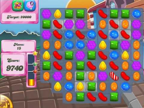 Candy Crush Saga [iOS] iPad Air HD -- EP3