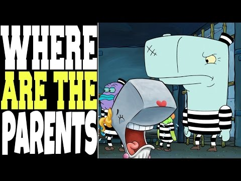 WHERE & WHO ARE PEARL'S PARENTS?! NICKELODEON'S BIGGEST CONSPIRACY! [Spongebob Squarepants]