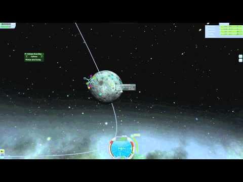 KSP Career Mode Guide Part 5.1 - Mun Landing 0.23 Kerbal Space Program