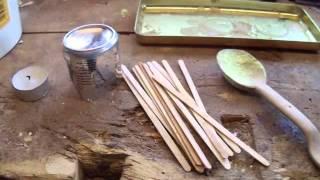 sulphur matches