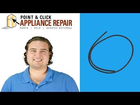 WB32K10036 Replacing Your GE Gas Range's Door Gasket- AP3994114, AH1517548, PS1517548