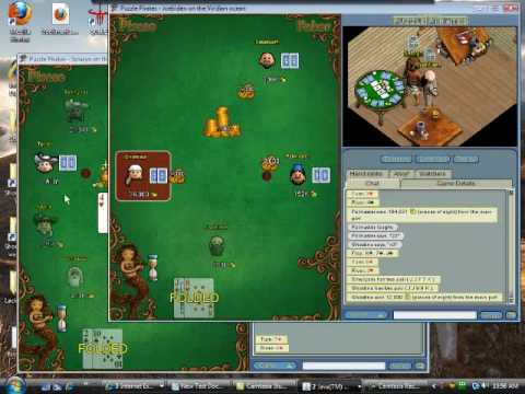 Puzzle Pirates Poker - Making Millions 3