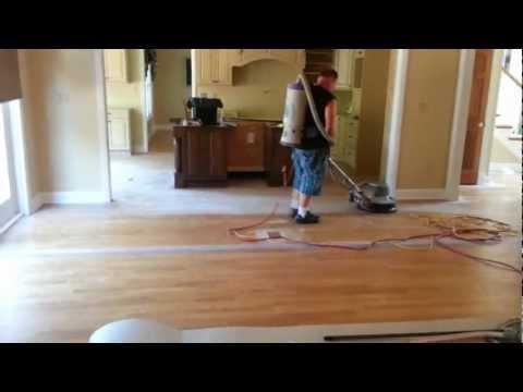 Gorban's Floor Service & Remodeling LLC - Hardwood Floor Buffing